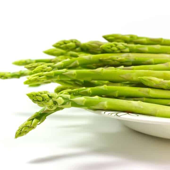 asparagus for cream of asparagus soup