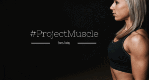 muscle building women
