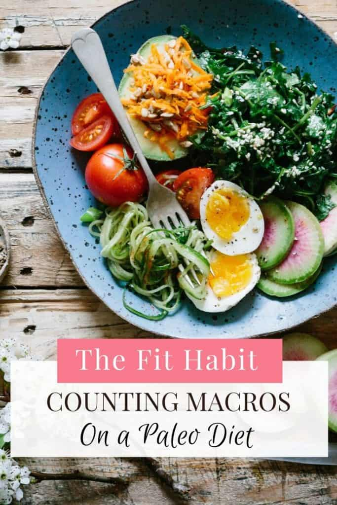 Counting Macros on a Paleo Diet | Increasing fats and moderating carbs and protein