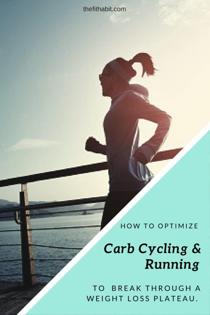 running and carb cycling