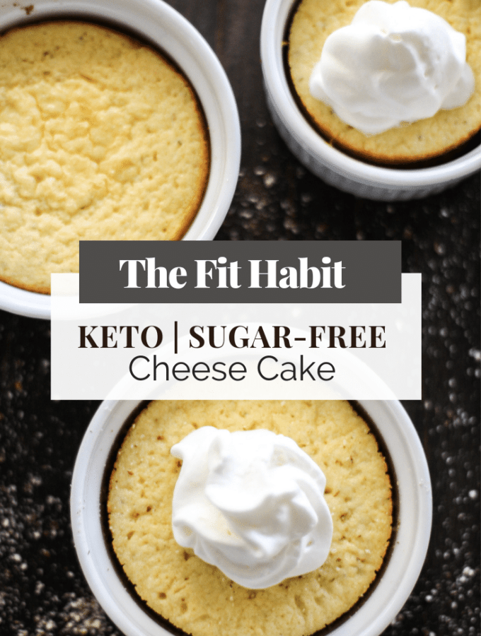 low carb cheese cake sugar free