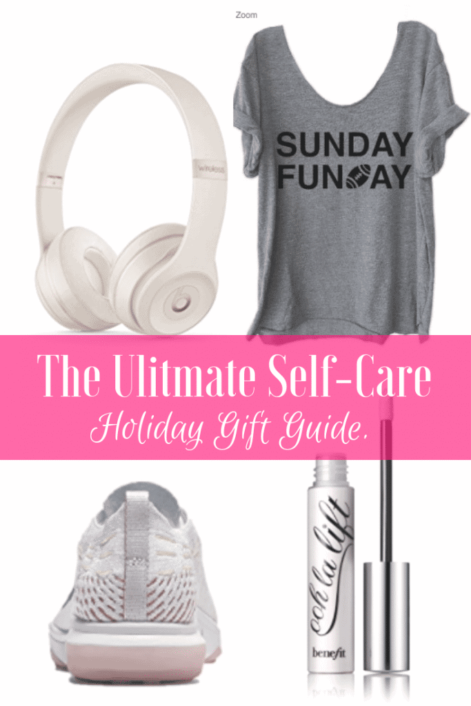 Self-care gift ideas