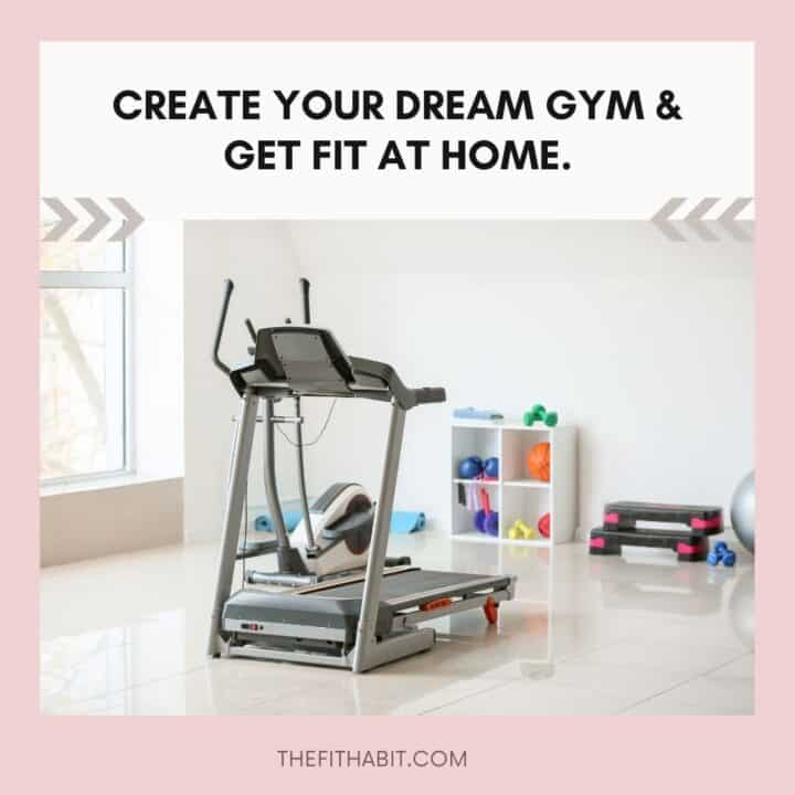 home gym for fitness