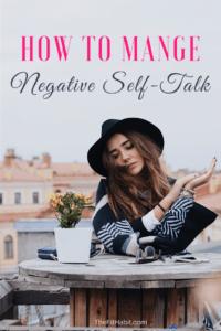 control negative self-talk