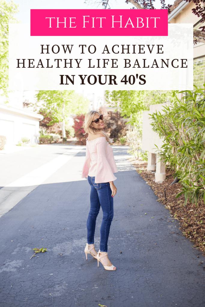 live balanced at 40