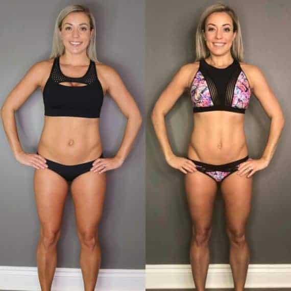 Transform 20 results women's weight loss