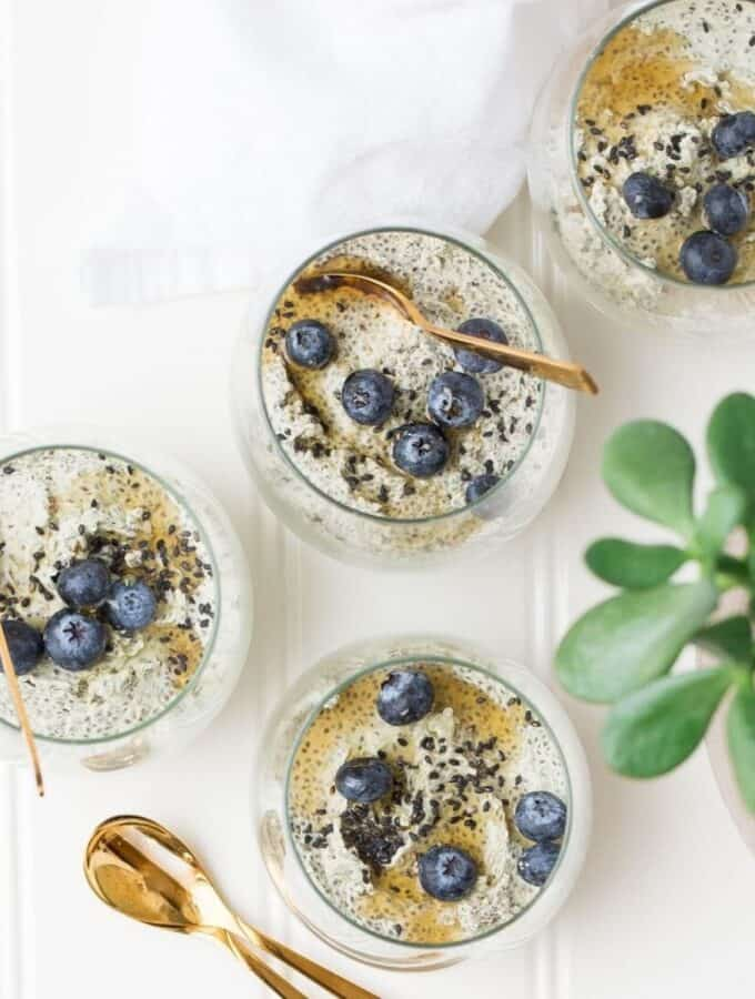 superfood pudding