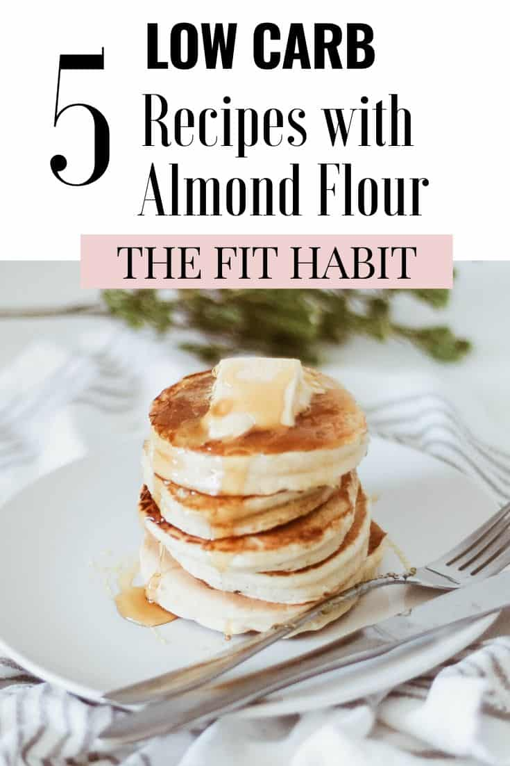 Recipes with Almond Flour | Low carb, gluten free and delicious!