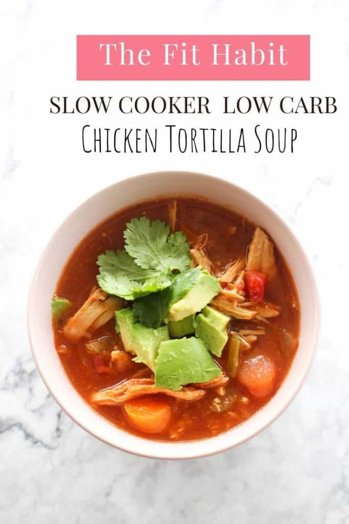 Instant pot or slow cooker chicken - ready in 30 minutes. Low carb, healthy and perfect for a weeknight meal.