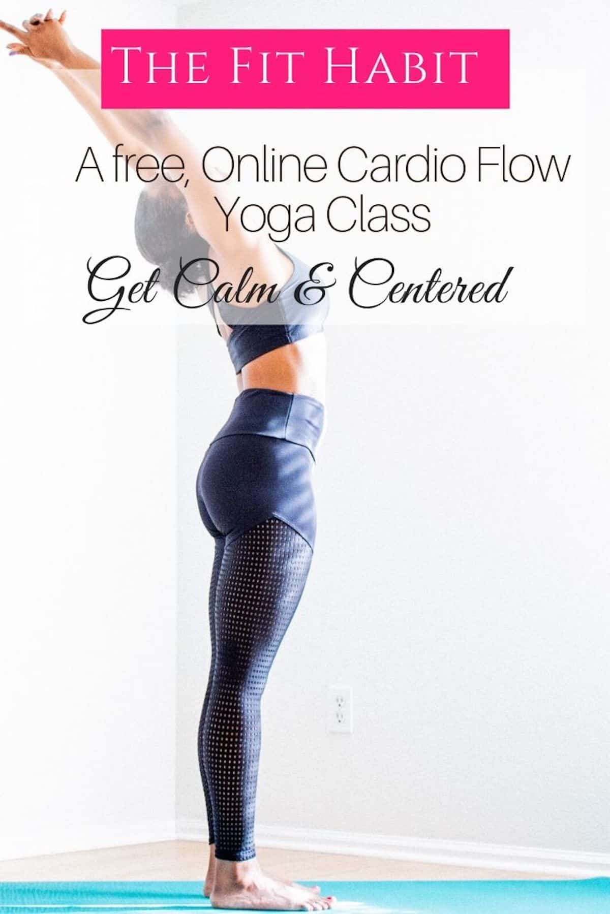 This Free Online Yoga Class Cardio Vinyasa Flow Is Everything