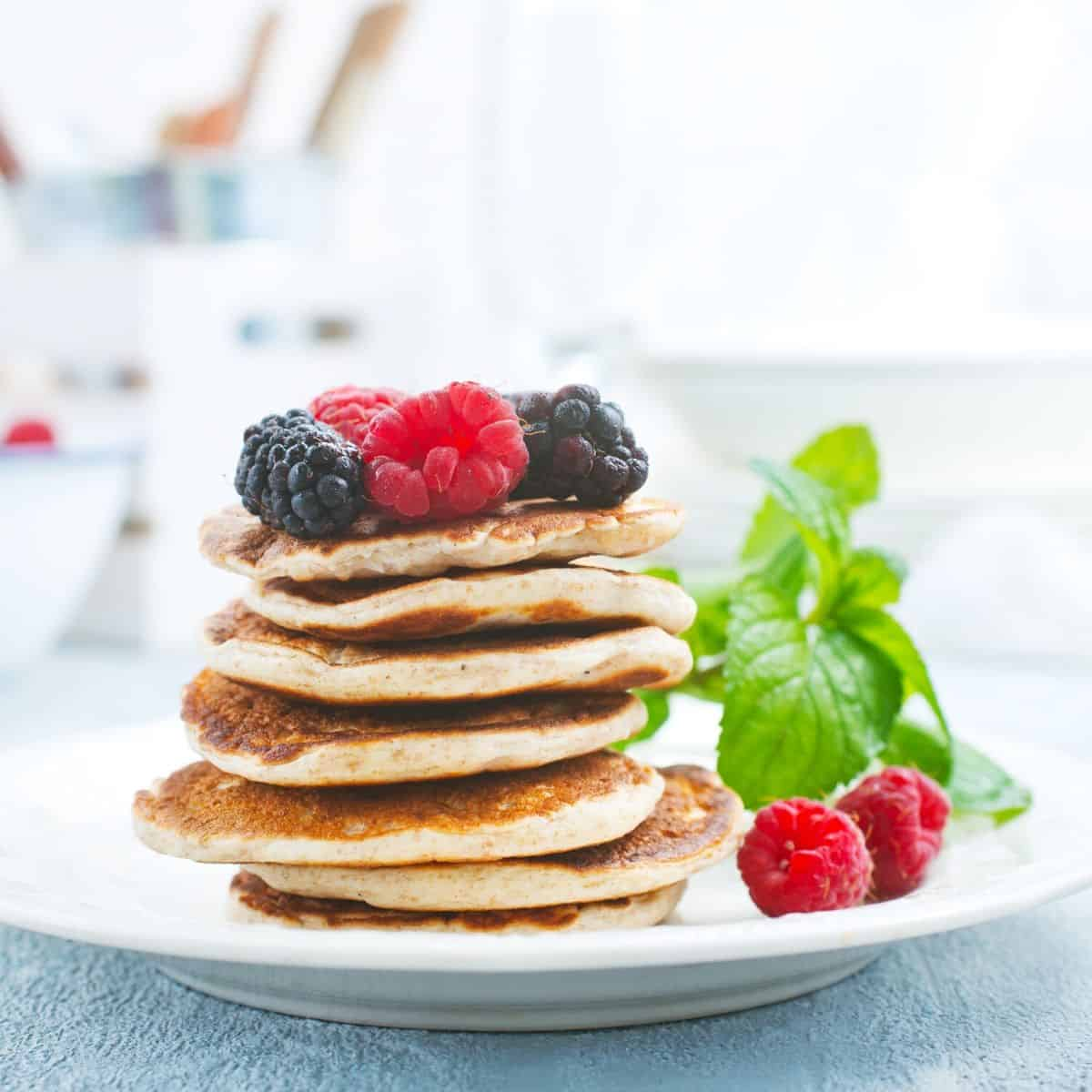 protein pancakes that are low carb