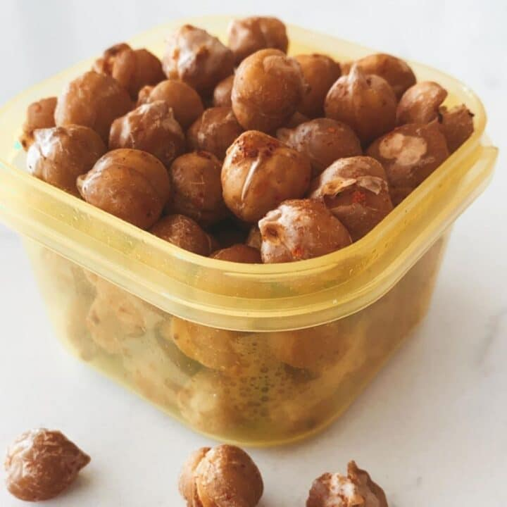 21 day fix yellow container chickpeas