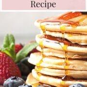 protein pancakes 21 day fix