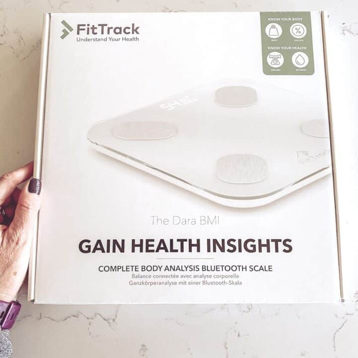 fittrack scale review