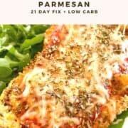 air fryer parmesan chicken breast