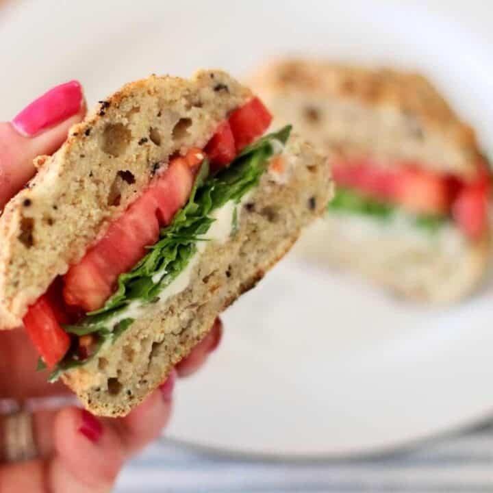 air fryer bread for sandwich
