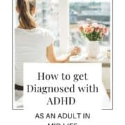 My ADHD Diagnosis