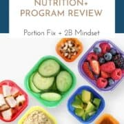 beachbody nutrition+ program