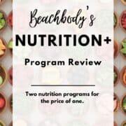 Nutrition+ Beachbody