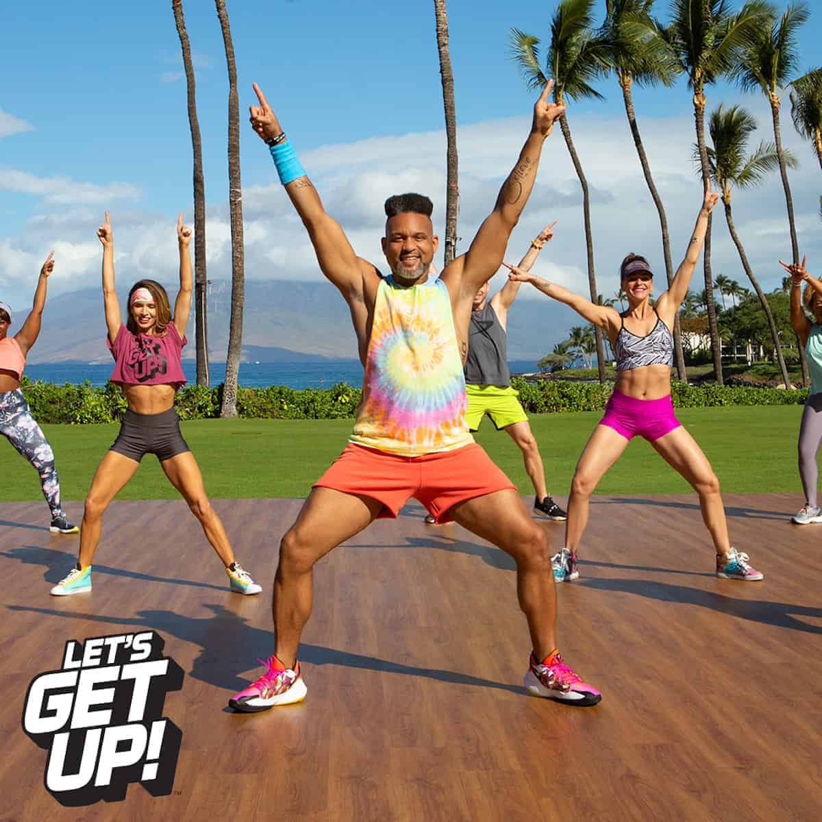 let's get up workout
