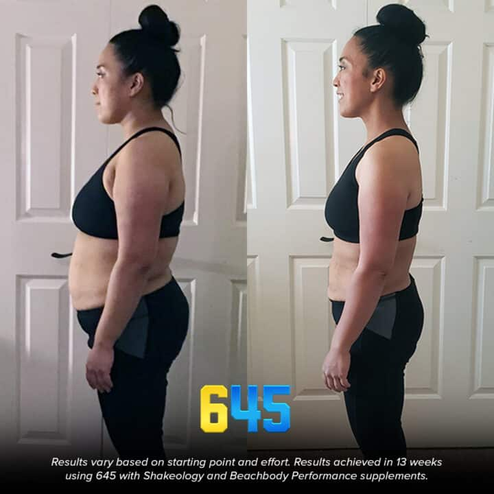 645 before and after photo