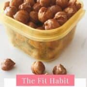 2B Mindset Recipe for snack