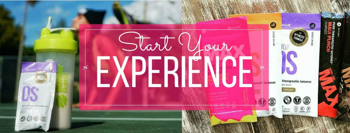 start your experience