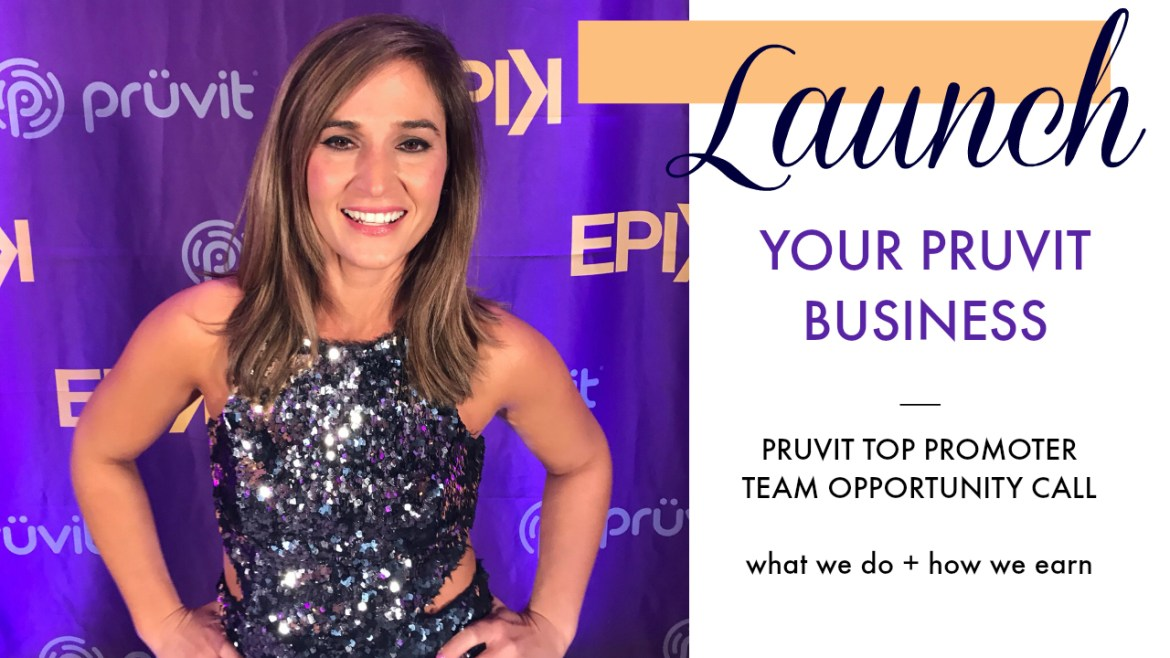 launch your pruvit business top promoter
