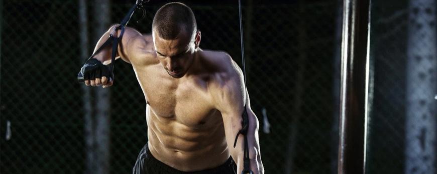 SUSPENSION TRAINING The Fitness Maverick