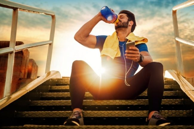 SHOULD I DRINK A SHAKE BEFORE OR AFTER A WORKOUT? The Fitness Maverick