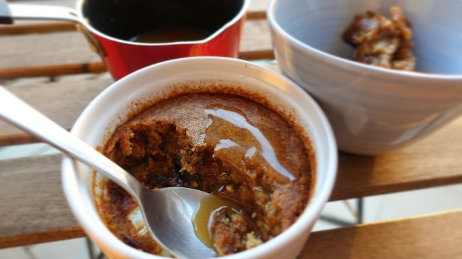 HEALTHY STICKY DATE PUDDING WITH CARAMEL SAUCE The Fitness Maverick