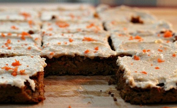 Healthy and Vegan Carrot Cake The Fitness Maverick