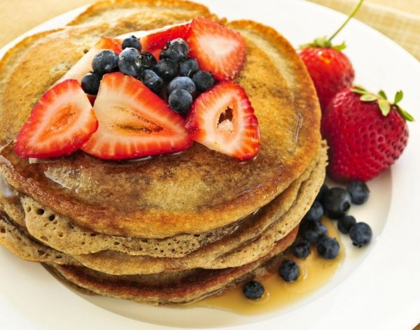 Healthy Cooking Basics: Protein Pancakes The Fitness Maverick