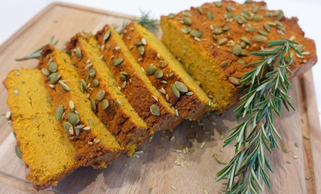 Nutrient Packed and Grain Free Pumpkin Bread The Fitness Maverick