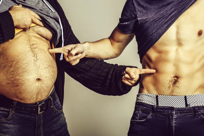 From Beer Keg to Six-Pack – What It Takes The Fitness Maverick