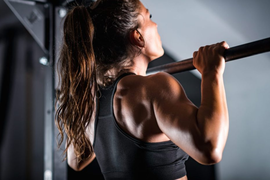 "5 Unconventional ""Minimal Equipment"" Exercises For Better Pull-Ups The Fitness Maverick"