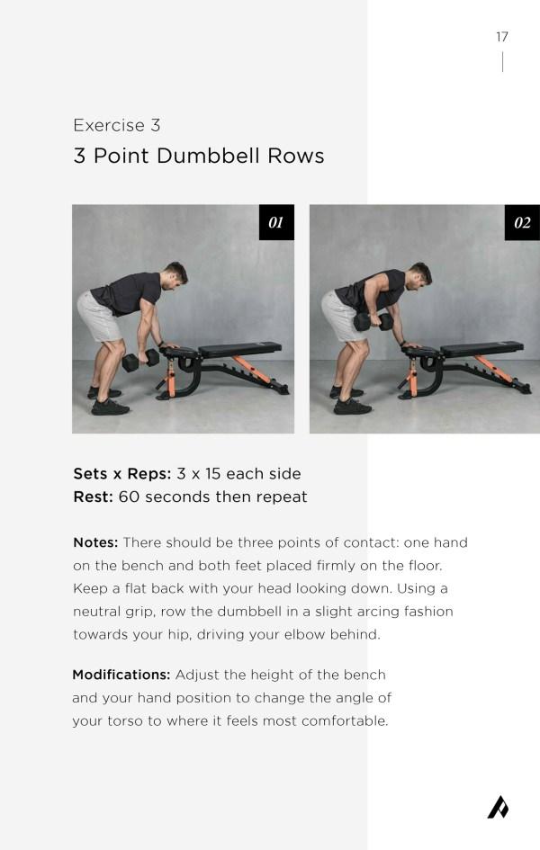 Back In Peak – Training Guide (FREE)
