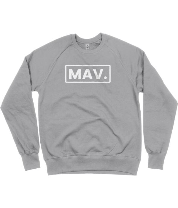 Maverick Raglan Sweatshirt
