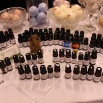 toronto green living show 2017 essential oils