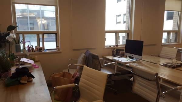 make lemonade coworking environment