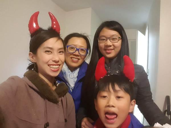 halloween siblings