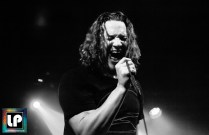 Kevin Martin performs with Candlebox in Glasgow, Scotland. Photo by Clay Lancaster.