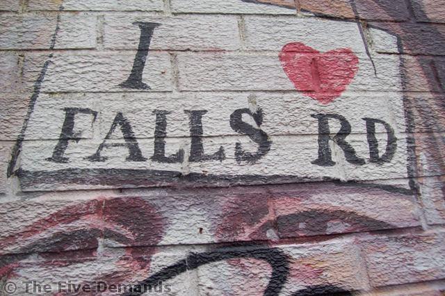 I Love Falls - Fotografia di Salvatore di Noia