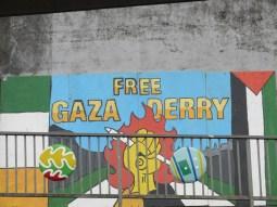 Derry - Free Gaza-Derry