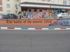 "Derry - ""The battle of the Somme 1916"""