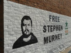 "Belfast - ""Free Stephen Murney"""