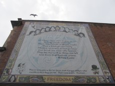 "Belfast - ""Hunger strickers commemoration"""