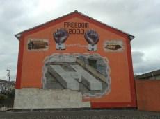 "Belfast - ""Freedom 2000"""