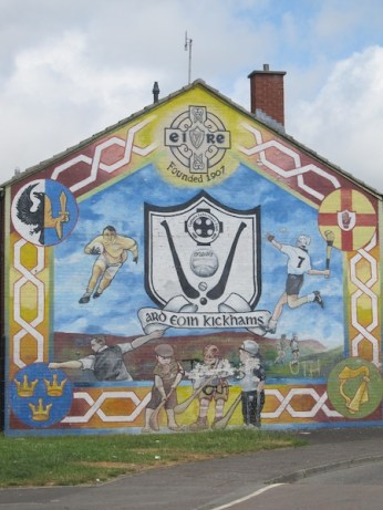 "Belfast - ""Gaelic game"""