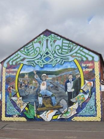 """Belfast - """"Our People Ardoyne"""""""